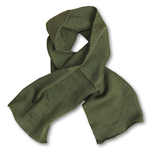 US Army Genuine GI USMC Military Winter Neckwear Olive, used for sale  Delivered anywhere in USA