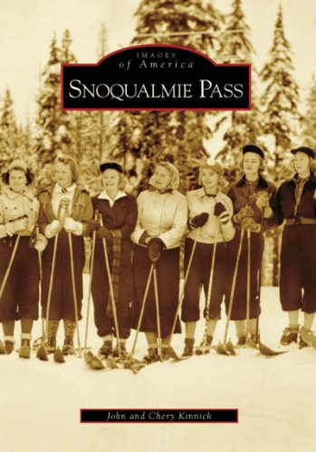 Snoqualmie Pass  Wa   Images Of America