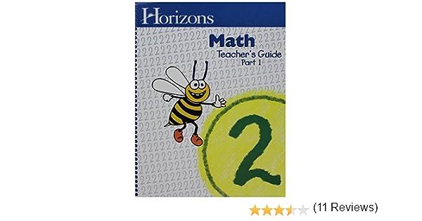 Horizons Mathematics : Grade 2 : Teacher Handbook (Part 1& 2 ...