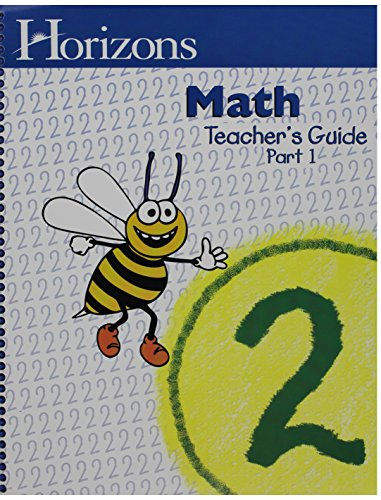 Horizons Mathematics : Grade 2 : Teacher Handbook (Part 1& 2)