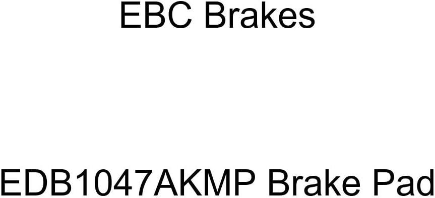 EBC Brakes EDB1047AKMP Brake Pad