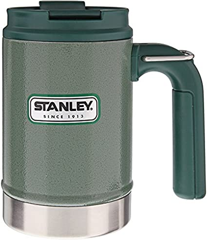c12130e59fc Image Unavailable. Image not available for. Color: Stanley Stainless Steel Classic  Mug