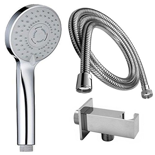 Shower Head Hand Shower Set With Wall Connection Hose 200 cm Shower Set with Shower Head