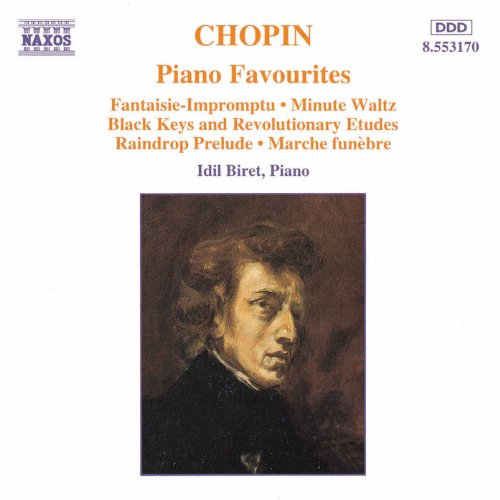 Chopin: Piano Favourites, Vol. 1