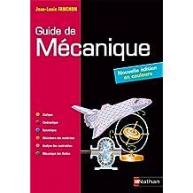 Guide de mécanique: BTS LMD