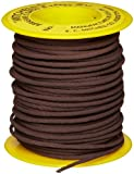 Mitchell Abrasives 50-C Round Crocus Polishing Cord, .070'' Diameter x 50 Feet