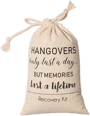 Hangover Survival Bridesmaid Bachelorette Drawstring product image