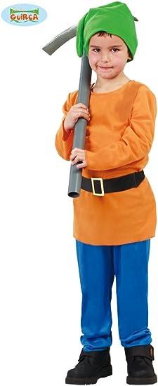 Disfraz de Enanito del Bosque para niño: Amazon.es: Juguetes y juegos