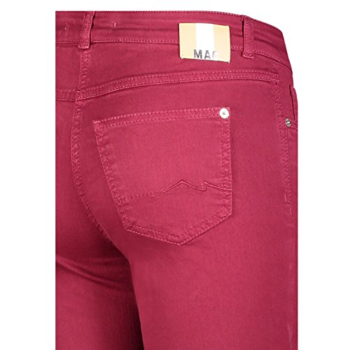 458r A Angela rubin Rosso Dritta Mac Red Donna Jeans Gamba RpEzq