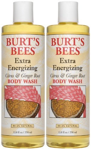 - Burt's Bees Body Wash - Citrus and Ginger - 12 oz - 2 pk