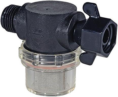 255-313 1//2 Twist-On Pipe Strainer SHURFLO 1//2 Twist-On Pipe Strainer SHURFLO 255-313