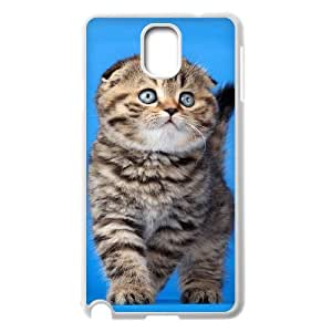 Winfors Scottish Fold Cat Phone Case For Samsung Galaxy note 3 N9000 [Pattern-4]
