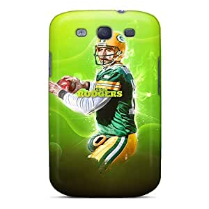 New Galaxy S3 Case Cover Casing(green Bay Packers)