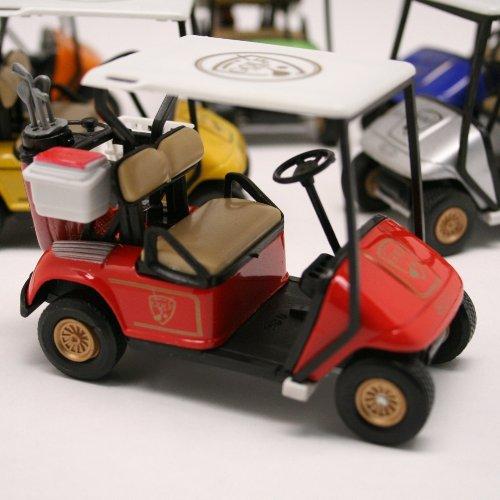 Golf Cart Assorted Colors (Diecast Golf Cart)