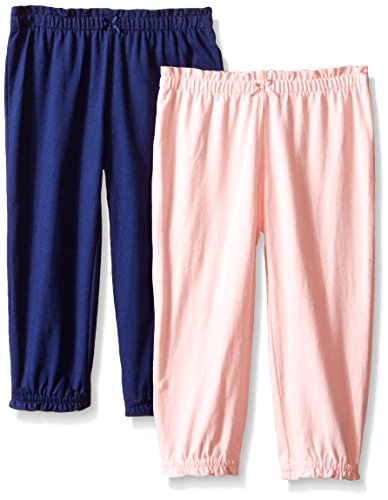 67aeed584 Carter's Baby Girls' 2-Pack Pants - Buy Online in Oman. | Apparel ...