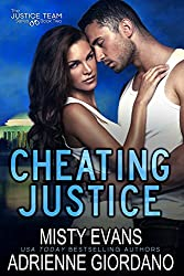 Cheating Justice (The Justice Team Book 2) (English Edition)