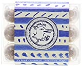 Rococo Chocolates Superior Seagull Salted Caramel Eggs Gift Crate 145 g