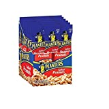 PLANTERS SALTED PEANUTS 18/1.75OZ TUBES by Planters