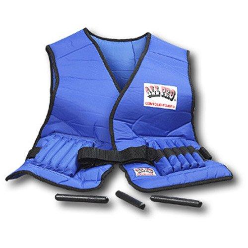 All Pro Weight Adjustable Power Vest, 40-Pound