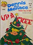 Dennis the Menace Christmas: Up A Tree (Pocket Full of Fun!, No. 36)