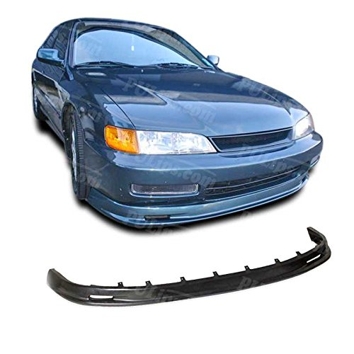 (M-Spec Style Front Bumper Lip For Honda Accord 1996-1997)