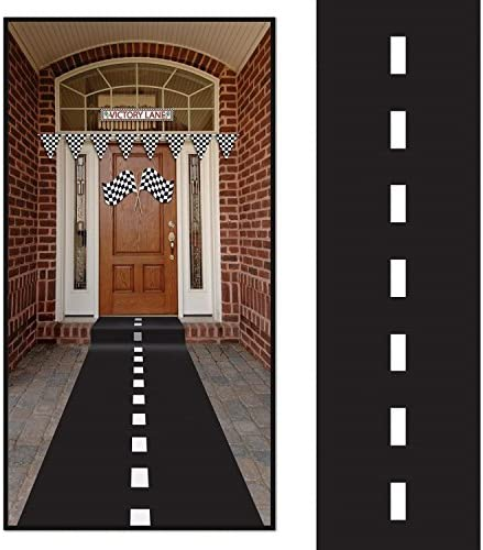 Racetrack Decoration Birthday Super Outlet product image