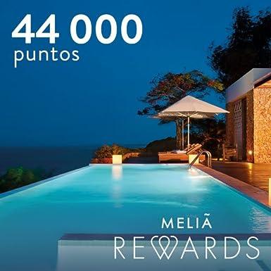 44.000 puntos MeliáRewards para canjear por noches de hotel ...