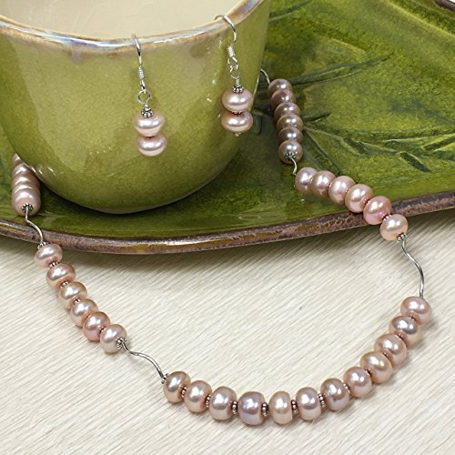 Cultured Freshwater Pearl Cluster - 7