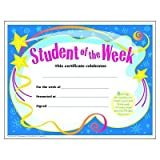 Trend Enterprises TEPT2960 Student of the Week Award- 8-.50in.x11in.- Ready to Frame