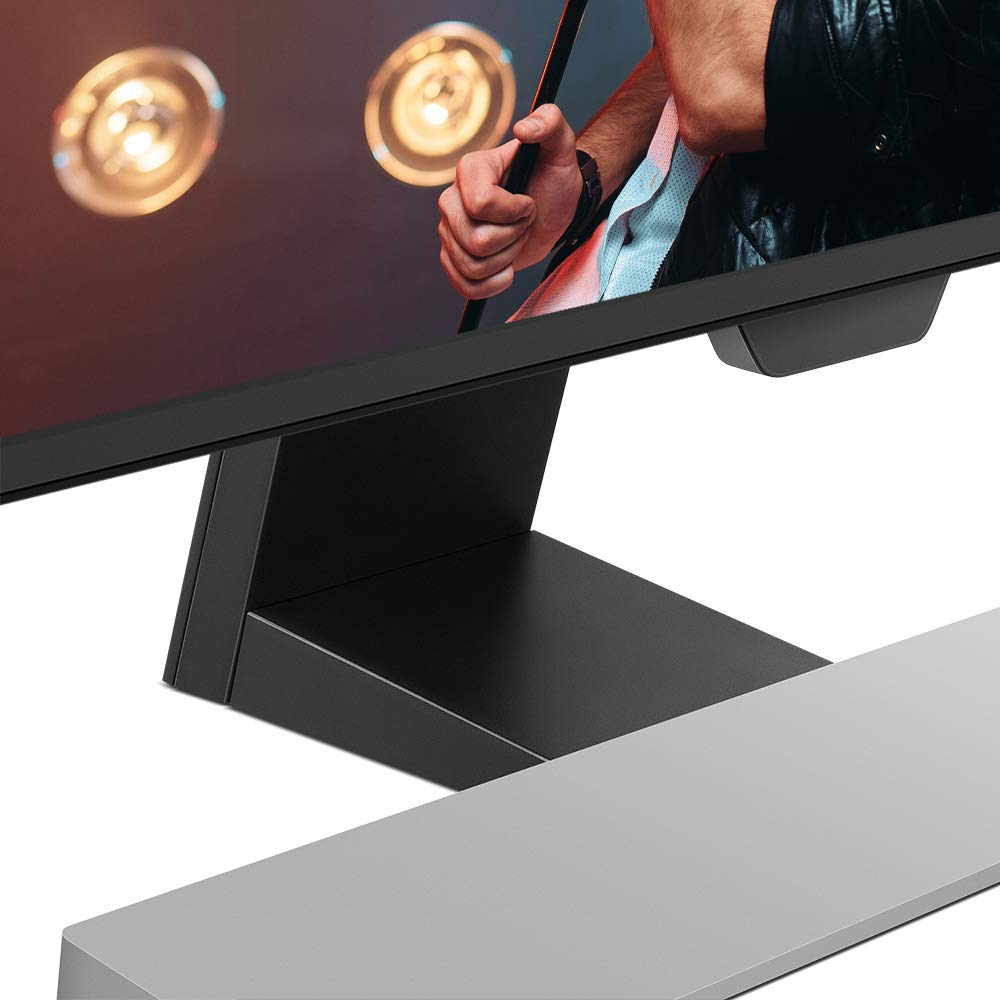 Monitor de 27 BenQ EW2770QZ 2K QHD, IPS, Bisel Ultra Fino, Brillo Inteligente Plus, Low Blue Light, Flicker-Free, Entrada HDMI /& DP, Montaje en Pared, Altavoces incorporados