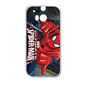 Spider Man Bestselling Creative Stylish High Quality Hard Case For HTC M8