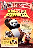 Kung Fu Panda Po Bop Bag Limited Edition 2 DVD Set By Dream Works Language:English,Cantonese,Mandarin. Subtitle: English, Chinese.(imported From Hong Kong) Region 3