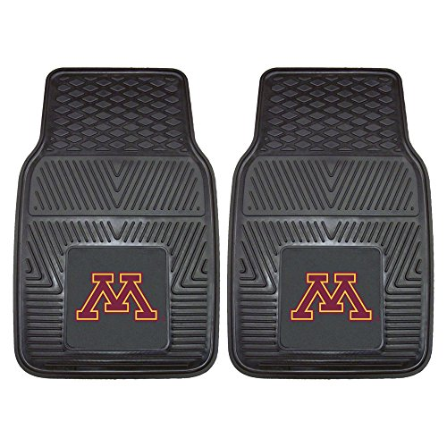 FANMATS NCAA University of Minnesota Golden Gophers Vinyl Heavy Duty Car Mat