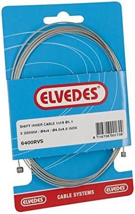 Elvedes Cambio de Cable Interior/ /met/álico 2,25/m