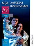 AQA A2 Drama and Theatre Studies, Su Fielder and Pat Friday, 0748782907