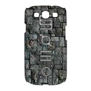 Samsung Galaxy S3 I9300(3D) Phone Case for 30 Seconds To Mars pattern design