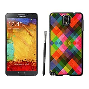 NEW Custom Designed For SamSung Galaxy S5 Mini Case Cover Phone With Multicolored Diamonds Pattern Abstract_Black Phone