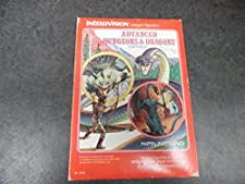 Advanced Dungeons and Dragons: Treasures of Tarmin (Intellivision) by Mattel