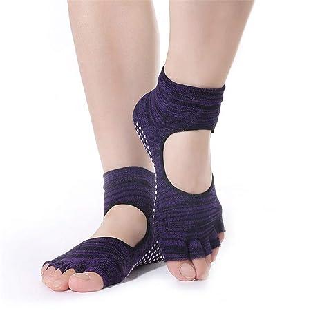 Calcetines de yoga, calcetines de baile Calcetines abiertos ...