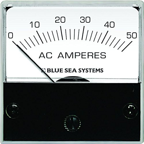 UPC 632085082468, Blue Sea Systems 0-50A AC Micro Ammeter with Coil