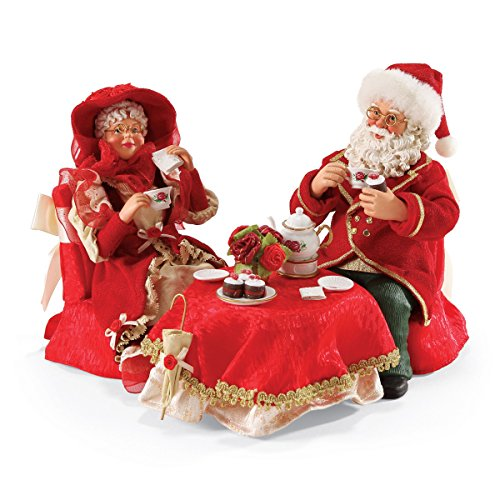 Department 56 Possible Dreams Christmas Santa's Sweethearts Figurine ()