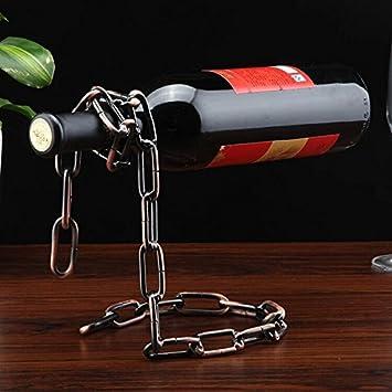 Kette mit Weinregal, home-organizer Tech Weinglas-Flaschenhalter ...