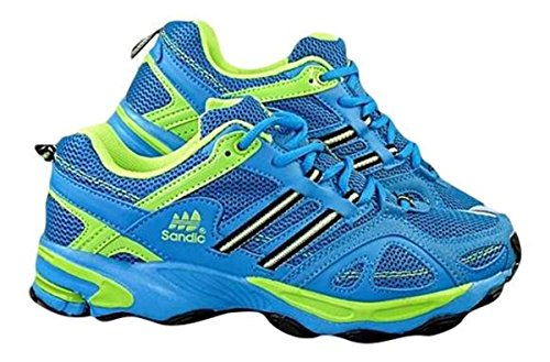 Mehrfarbig Unisex Sportschuhe Neon Turnschuhe Sneaker 671 Bootsland qYwO77