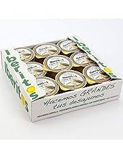 Iberitos - Bandeja de Crema de Queso Torta - 18 Unidades x 23gr