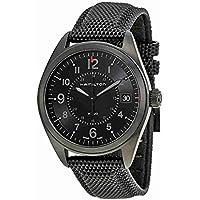 Hamilton Unisex Khaki Field - H68401735 Black One Size