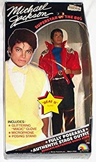 Amazon.com: PlayMates 10 de Michael Jackson Beat It ...