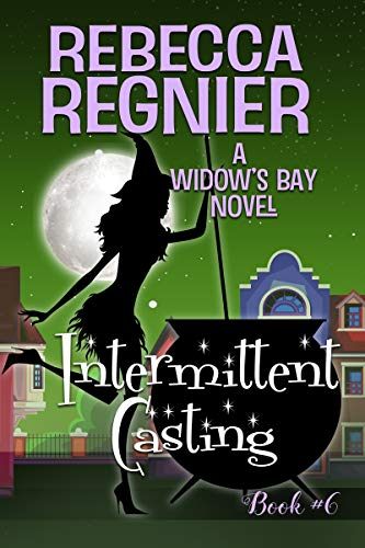 Intermittent Casting (Widow's Bay Book 6) by [Regnier, Rebecca]