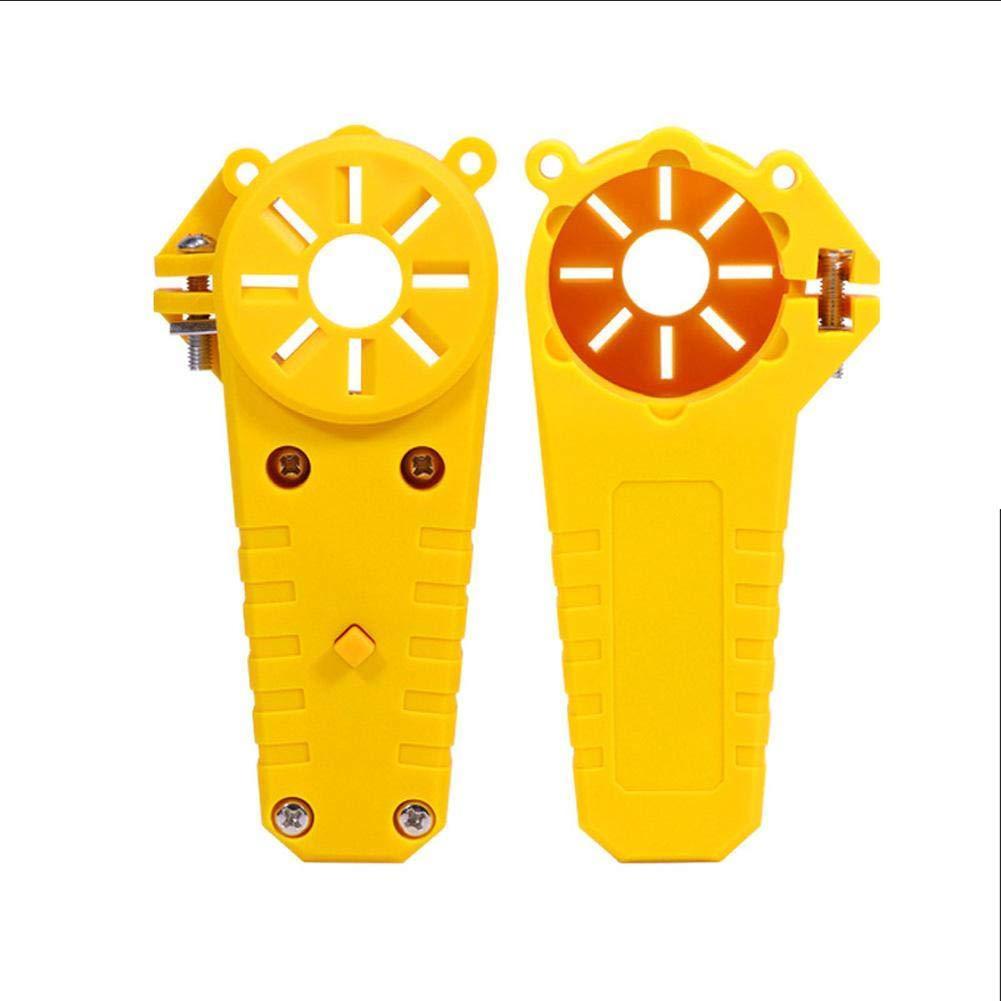 Cincel El/éctrico Para Carpinter/ía Cincel Para Tallado El/éctrico Para Amoladora Angular Kit de Reparaci/ón Herramienta Para Carpinter/ía