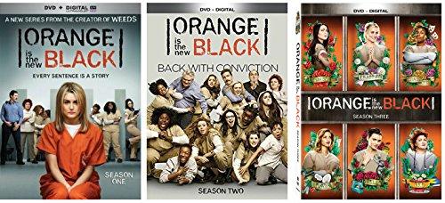 Orange is the New Black: Seasons 1-3 (Orange Is The New Black Box Set)