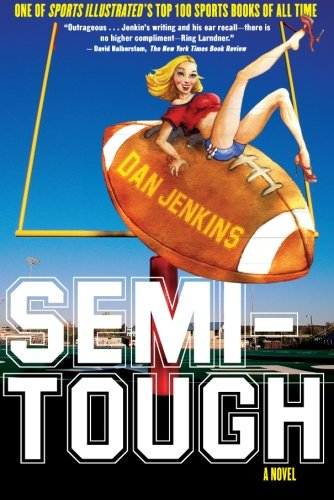 Book cover for Semi-Tough
